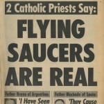 Flying Saucer Cover